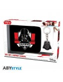 Set cartera + llavero Darth Vader - Star Wars