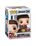 Funko POP! I am Ironman (special edition) (Glows in the dark) - Avengers Endgame
