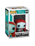 Funko POP! Sally Sewing - Pesadilla antes de Navidad