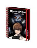 Libreta A5 Shadow - Death Note