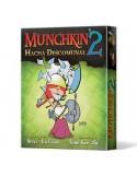 Expansión 2 Munchkin: Hacha descomunal