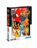 Puzzle personajes Marvel 80 aniversario - 1.000 piezas