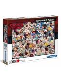 Puzzle imposible chapas Stranger Things - 1.000 piezas