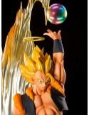 Figura SH Figuarts Super saiyan Gogeta Fusion Reborn - Dragon Ball Z - 28,5 cm