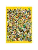 Puzzle The Simpsons - 1000 piezas